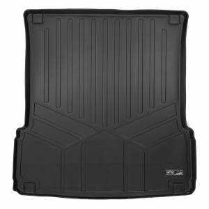 Maxliner USA - MAXLINER All Weather Custom Cargo Trunk Liner Floor Mat Behind 2nd Row Black for 2013-2019 Mercedes Benz GL / GLS Series