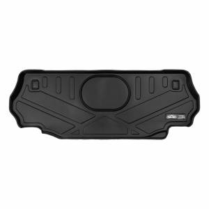 Maxliner USA - MAXLINER All Weather Cargo Trunk Liner Floor Mat Black for 2015-2018 Jeep Wrangler 2 Door Models Only (JK Old Body Style)
