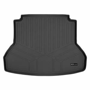 Maxliner USA - MAXLINER All Weather Custom Cargo Liner Trunk Floor Mat Black for 2017-2019 Hyundai Elantra (No Elantra GT Models)
