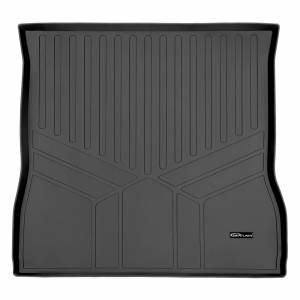 Maxliner USA - MAXLINER All Weather Custom Cargo Liner Behind 2nd Row Floor Mat Black for 2008-2019 Toyota Sequoia