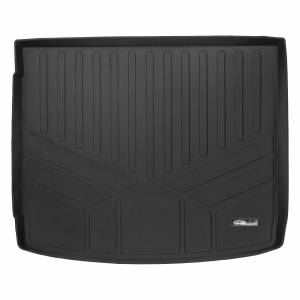 Maxliner USA - MAXLINER All Weather Custom Cargo Trunk Liner Floor Mat Black for 2011-2018 Porsche Cayenne with Standard Bose Sound System