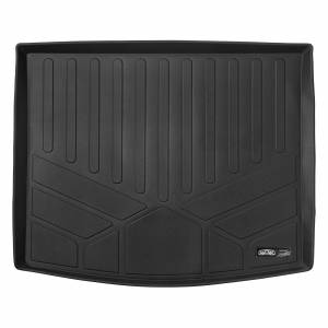 Maxliner USA - MAXLINER All Weather Cargo Trunk Liner Floor Mat Black for 2017-2019 Jeep Compass Top Deck Position Only (New Body Style)