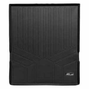 Maxliner USA - MAXLINER All Weather Cargo Trunk Liner Floor Mat Behind 2nd Row Black for 2009-2019 Ford Flex / 2010-2019 Lincoln MKT
