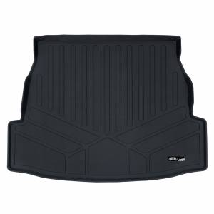 Maxliner USA - MAXLINER All Weather Custom Fit Cargo Liner Trunk Floor Mat Black for 2019 Toyota RAV4 - All Models
