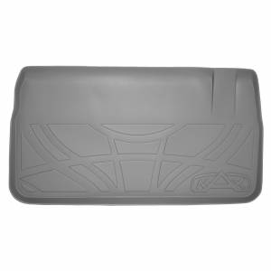 Maxliner USA - MAXLINER All Weather Custom Cargo Trunk Liner Floor Mat Behind 3rd Row Seat Grey for 2008-2019 Grand Caravan / Town Country