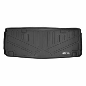 Maxliner USA - MAXLINER All Weather Custom Cargo Trunk Liner Floor Mat Behind 3rd Row Black for 2013-2019 Mercedes Benz GL / GLS Series