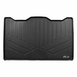 Maxliner USA - MAXLINER All Weather Cargo Trunk Liner Floor Mat Behind 3rd Row Black for 2007-2014 Chevrolet Suburban / GMC Yukon XL