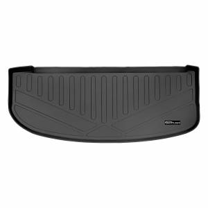 Maxliner USA - MAXLINER All Weather Custom Cargo Trunk Liner Floor Mat Behind 3rd Row Black for 2020 Kia Telluride