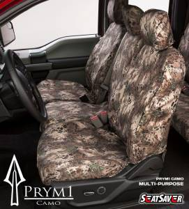 Seat Accessories - Seat Covers - Covercraft - SeatSaver Prym1 Camo Seat Covers