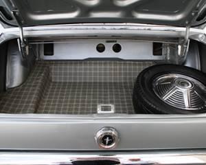 Auto Custom Carpets, Inc. - ACC Replacement Trunk Mats