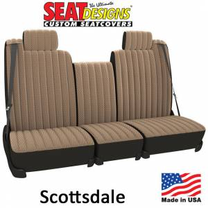 Seat Accessories - Seat Covers - DashDesigns - Scottsdale Seat Covers