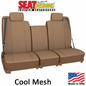 Seat Accessories - Seat Covers - DashDesigns - Cool Mesh Seat Covers