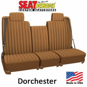 Seat Covers - Velour Seat Covers - DashDesigns - Dorchester Seat Covers