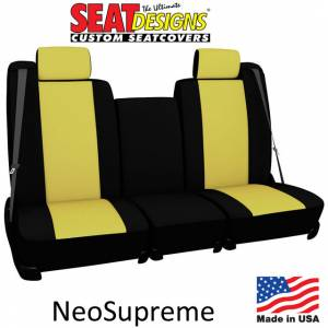 Seat Accessories - Seat Covers - DashDesigns - NeoSupreme Seat Covers