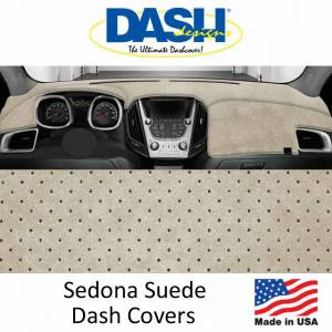 DashDesigns - Dash Designs Sedona Suede Dash Covers