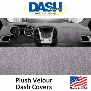DashDesigns - Dash Designs Plush Velour Dash Covers