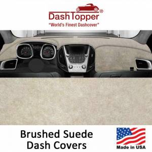 DashDesigns - Dash Toppers Brushed Suede Dash Covers