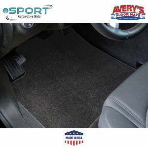 Floor Mats / Liners - Carpet Floor Mats - Avery Floor Mats - Luxury Sport Custom Fit Floor Mats - Avery's Floor Mats