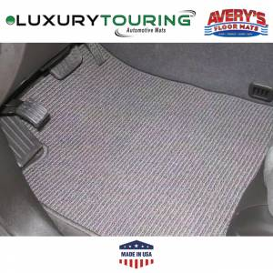 Floor Mats / Liners - Carpet Floor Mats - Avery Floor Mats - Luxury Touring Custom Fit Floor Mats - Avery's Floor Mats