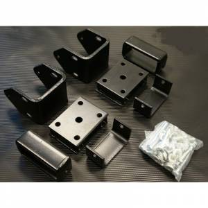 "Golf Cart Parts & Accessories - Lift Kits - EZ-GO 4"" Lift Kit Early Model TXT Gas 1994-2001.5"