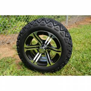 "Wheels/Tires - Wheel Covers - 14 inch Wheels - 14"" x 8"" JUDGE Wheel and Tire Set"