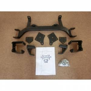"Golf Cart Parts & Accessories - Lift Kits - EZ-GO 4"" Lift Kit Early Model Electric 1994-2001.5"