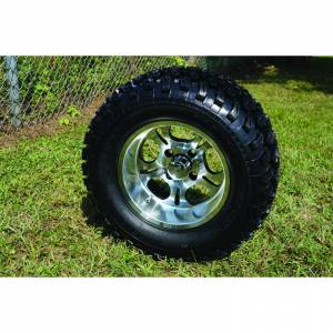 "Wheels/Tires - Wheel Covers - 12 inch Wheels - 12"" x 7.5"" LIGHTSIDE Wheel and Tire Set"