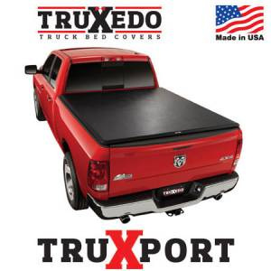 Truck Accessories - Tonneau Covers - Truxedo - TruXport Tonneau