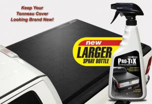 Truck Accessories - Tonneau Covers - Truxedo - Pro-Tex Protection