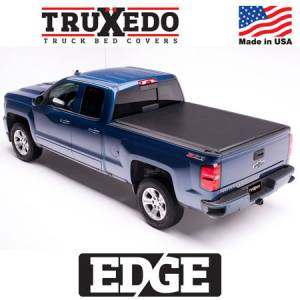 Truck Accessories - Tonneau Covers - Truxedo - Edge Tonneau