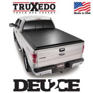 Truck Accessories - Tonneau Covers - Truxedo - Deuce Tonneau