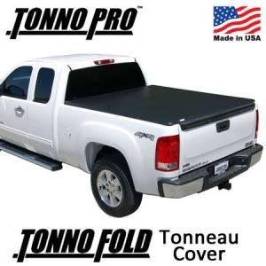 Truck Accessories - Tonneau Covers - TonnoPro - Tonno Pro Tonno Fold Tonneau Cover