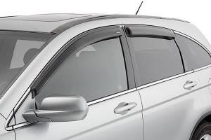 Exterior Accessories - Vent Visors / Rainguards - Stampede - Sidewind Deflectors