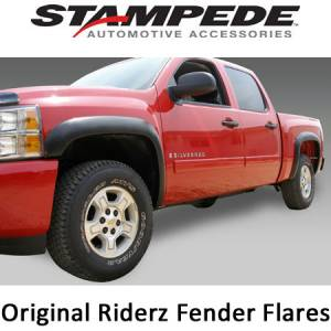 Exterior Accessories - Fender Flares - Stampede - OE Style Fender Flares
