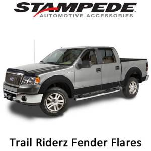 Exterior Accessories - Fender Flares - Stampede - OE Style Extended Width Fender Flares