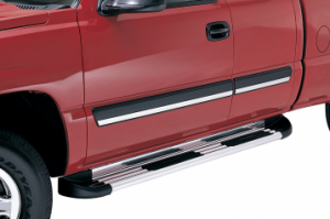 Lund - Lund TrailRunners Running Boards - Extruded
