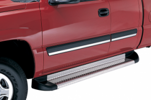 Lund - Lund TrailRunners Running Boards - Diamond