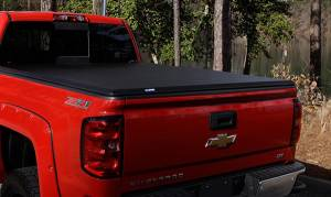 Truck Accessories - Tonneau Covers - Lund - Lund Hard Fold Tonneau Covers