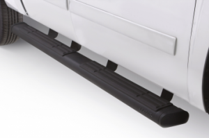 "Lund - Lund 6"" Oval Straight Polymer ABS Nerf Bars"
