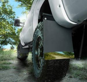 Exterior Accessories - Mud Guards - HuskyLiners - Husky Liners Removable Pivoting Mud Flaps