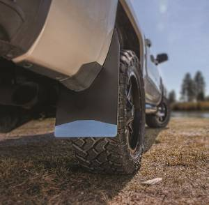 Exterior Accessories - Mud Guards - HuskyLiners - Husky Liners Universal Mud Flaps