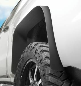 Exterior Accessories - Fender Flares - HuskyLiners - Husky Liners Long John Fender Flares