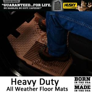 HuskyLiners - Husky All Weather Floor Mats