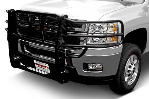 Exterior Accessories - Bull Bars / Grille Guards - GoRhino - Go Rhino Wrangler Grille Guards