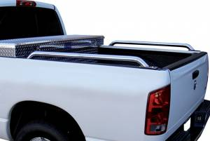 Truck Accessories - Truck Bed Accessories - GoRhino - Go Rhino Universal Multi-Fit Bed Rails