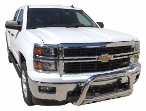 Exterior Accessories - Bull Bars / Grille Guards - GoRhino - Go Rhino Charger RC2 Grille Guard Kits