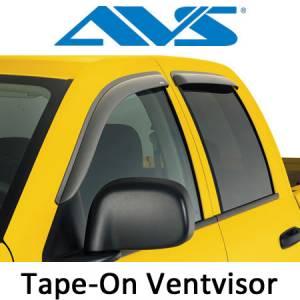 Exterior Accessories - Vent Visors / Rainguards - AVS - AVS Ventvisor Window Vents