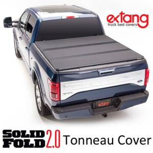 Truck Accessories - Tonneau Covers - Extang - Extang Solid Fold 2.0 Tonneau Covers