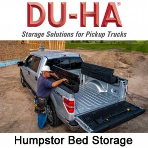Interior Accessories - Storage - DU-HA - DU-HA Humpstor Storage/Gun Case