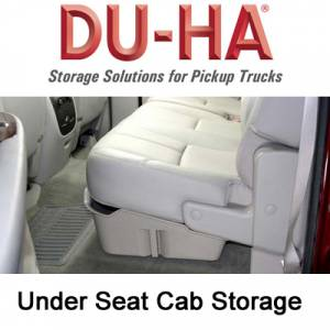 Interior Accessories - Storage - DU-HA - DU-HA Cab Storage/Gun Case